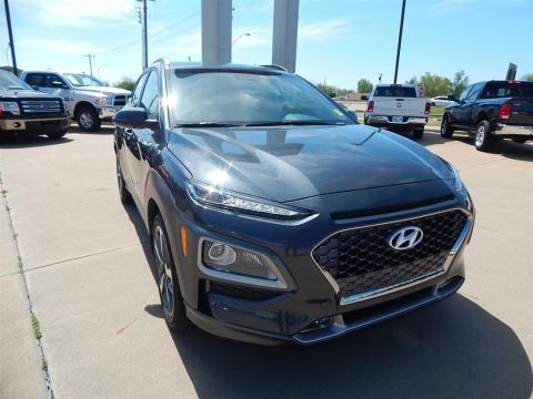 New 2018 Hyundai Kona Limited