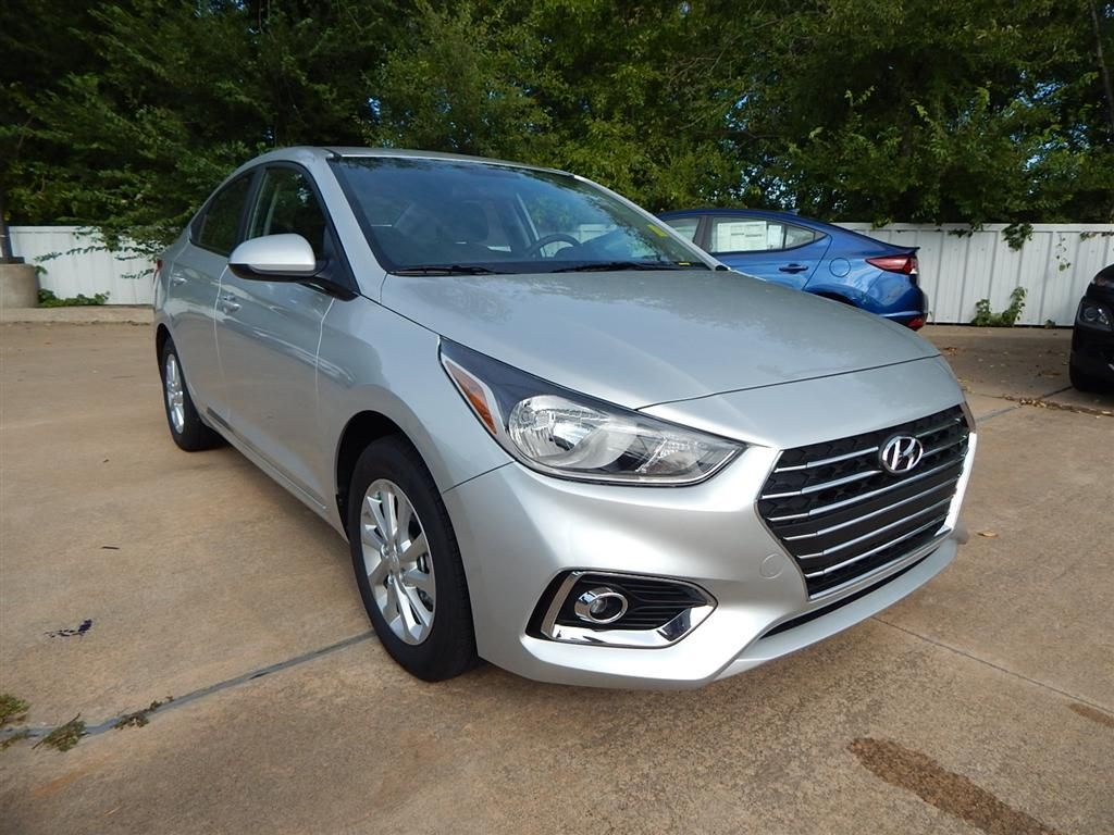 New 2019 Hyundai Accent Sel In Del City Y14720 Automax Hyundai