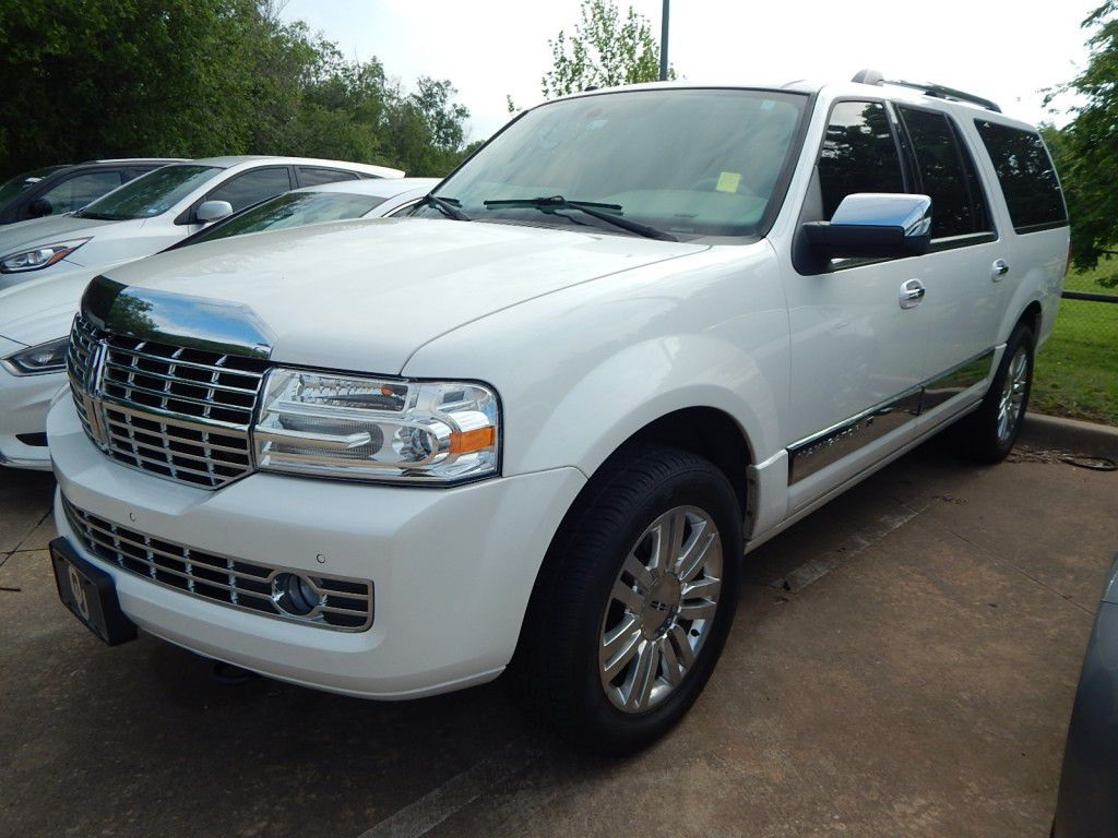 Pre-Owned 2013 Lincoln Navigator L