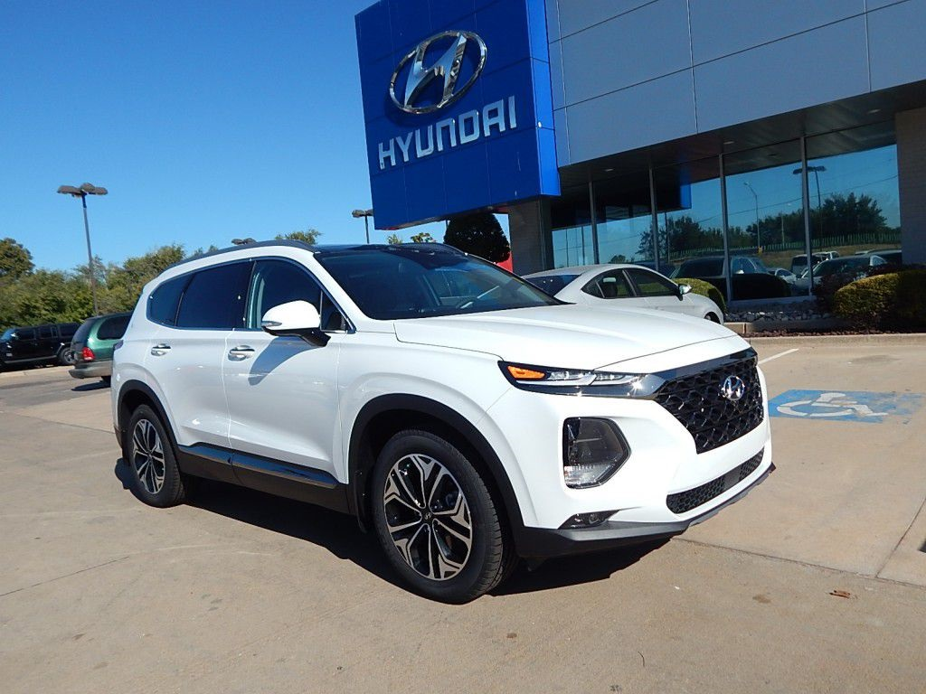 New 2020 Hyundai Santa Fe Limited 2.0T
