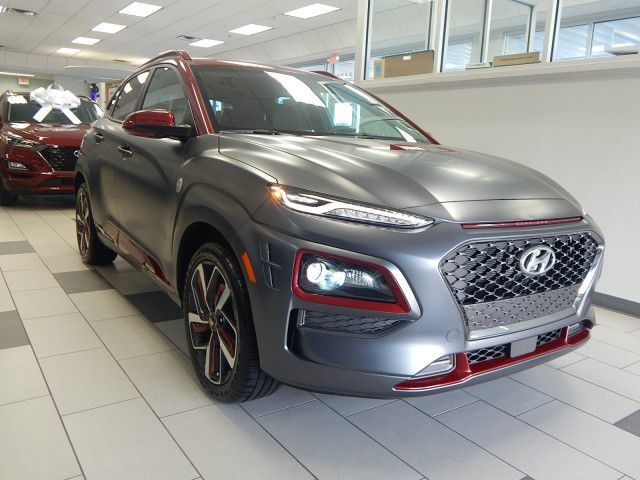 New 2019 Hyundai Kona Iron Man