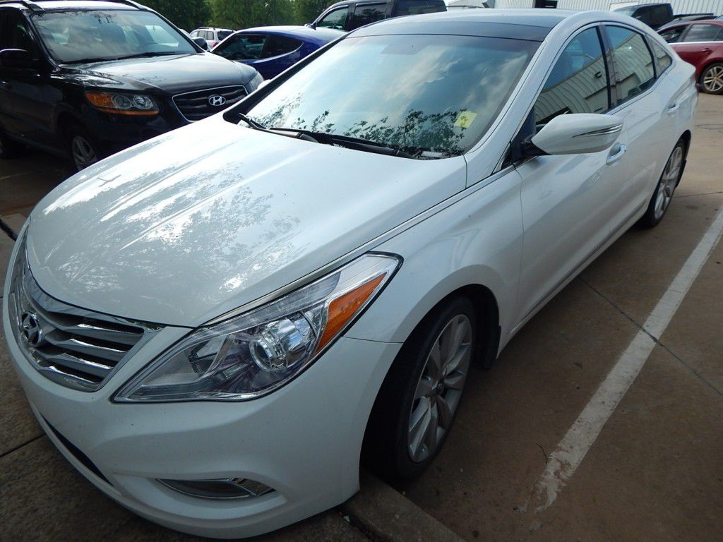 Certified Pre-Owned 2014 Hyundai Azera Limited