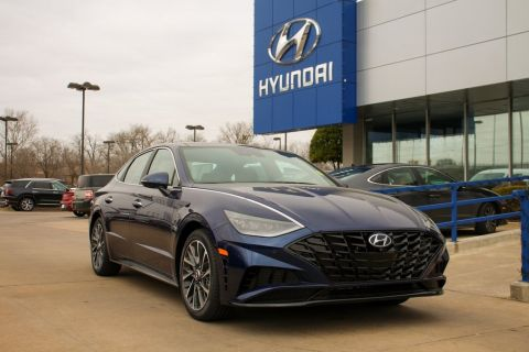 New 2020 Hyundai Sonata Limited